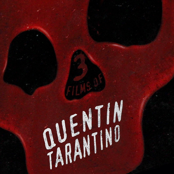 Criterion Quentin Tarantino DVD covers by Thanh Nguyen Design