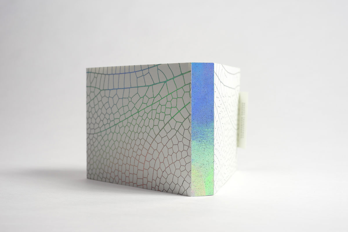 Iridescent-Creatures-catalog-spine-Thanh-Nguyen-design