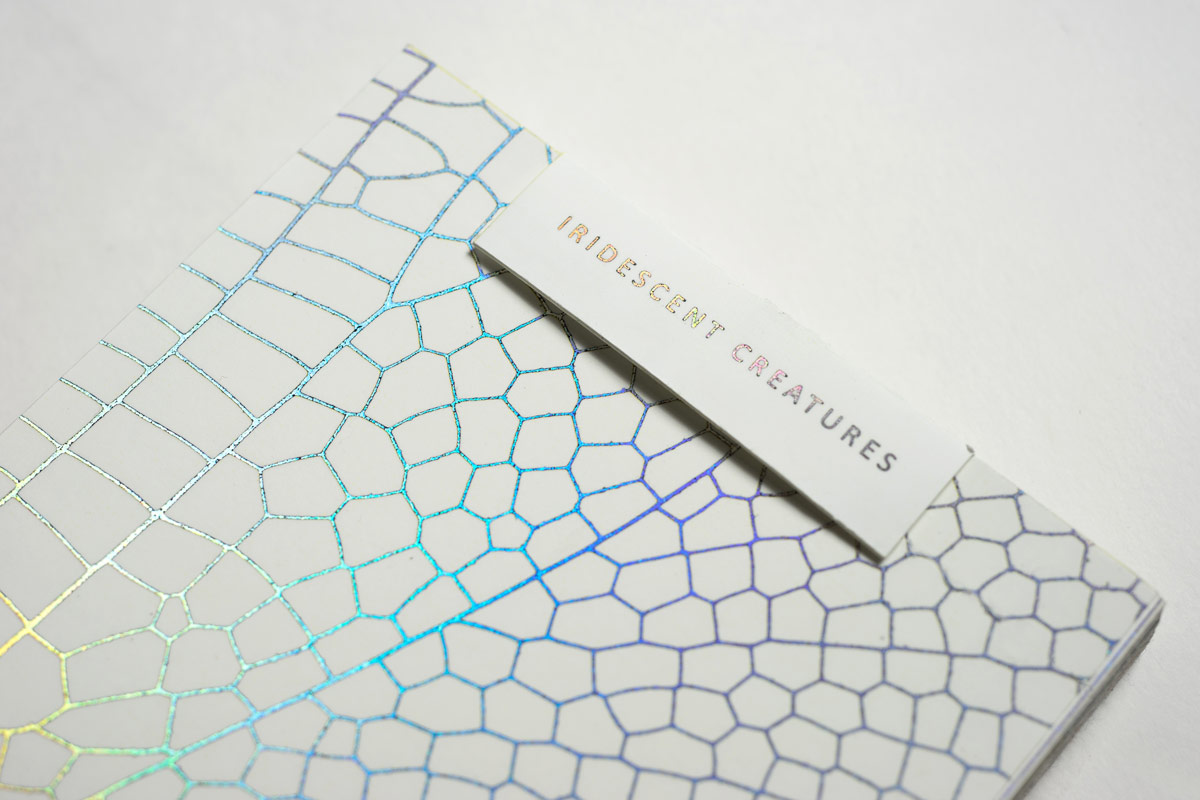 Iridescent-Creatures-catalog-tab-Thanh-Nguyen-design