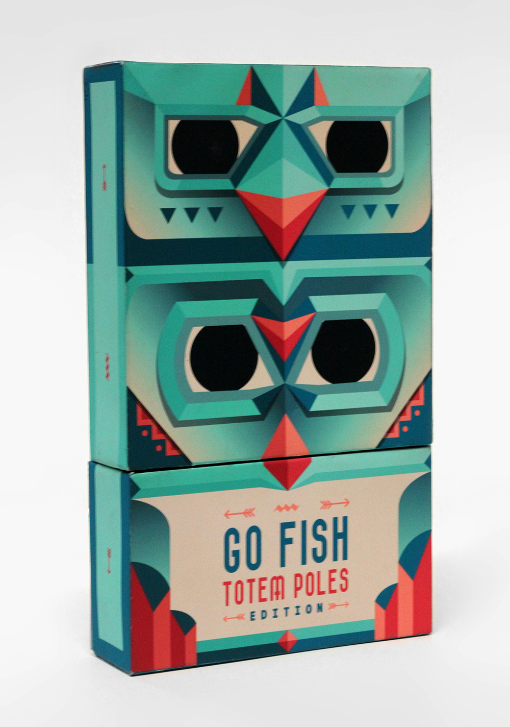 Go-Fish-Totem-Pole-Thanh-Nguyen-design-box-front