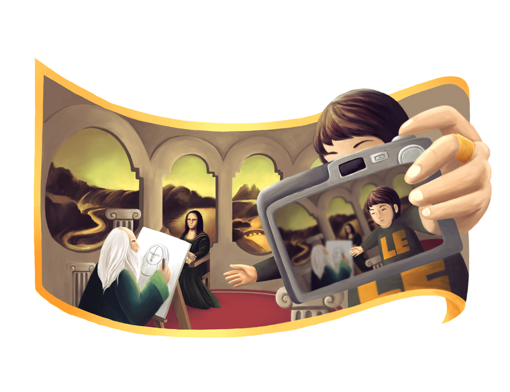 Doodle 4 Google 2012 Entry. Time Travel